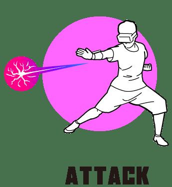 HADO:ATTACK