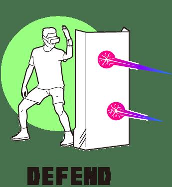 HADO:DEFEND