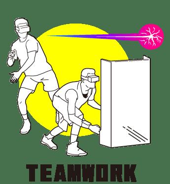 HADO:TEAMWORK